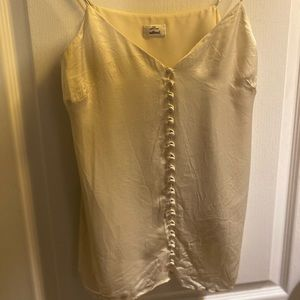 Wilfred Button Up Cami XXS